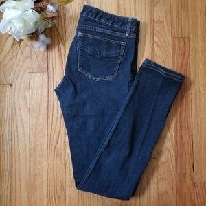 GAP 1969 Always Skinny Dark Denim Jeans 4